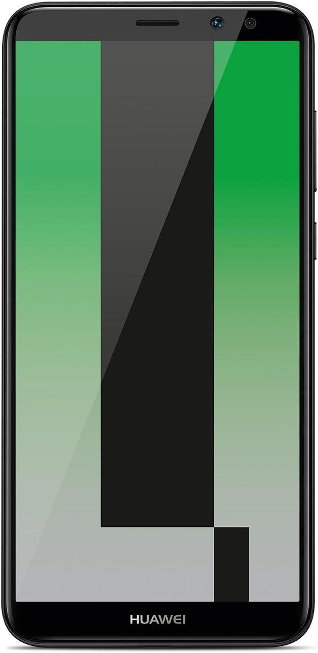 Huawei Companheiro Lite 10, 5,9 polegadas Smartphone, Octa Core, 64 GB ROM, RAM GB 4, 16 MP Camera, 4G LTE, Dual SIM, Preto (Graphite Black)