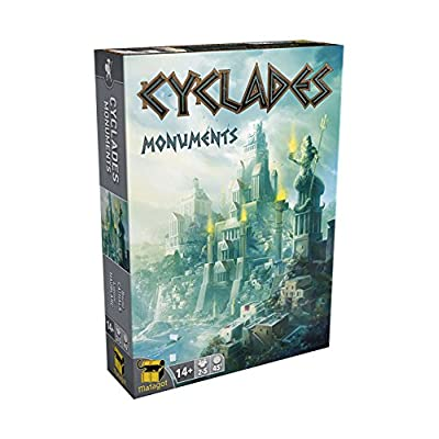 Cyclades: Monuments: Toys & Games