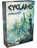 Cyclades Monuments Expansion Card Game