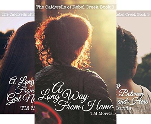 The Caldwells of Rebel Creek (3 Book Series)