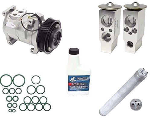 A/C Remanufactured Compressor Kit Fits Honda Accord 2003-2007 L4 2.4L 4 Doors 10S17C 77389
