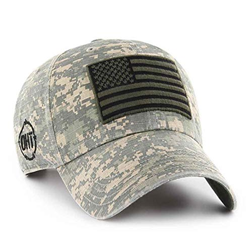 '47 Operation Hat Trick Mens Nilan Clean Up Adjustable Hatnilan Clean Up Adjustable Hat, Digital Camo, One Size (Best Trawler For The Money)