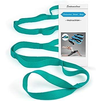 Amazon.com: Scotamalone - Correa elástica para terapia ...