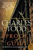 Proof of Guilt: An Inspector Ian Rutledge Mystery (Inspector Ian Rutledge Mysteries) by  Charles Todd in stock, buy online here