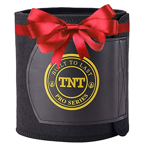 TNT Pro Series Waist Trimmer Weight Loss Ab Belt - Premium S