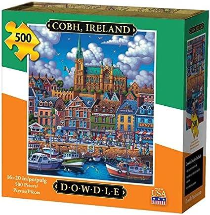 Cobh Dowdle Jigsaw Puzzle 500 Piece