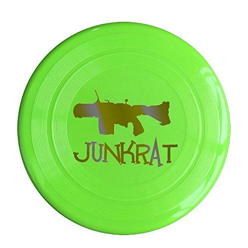 VOLTE Weapon KellyGreen Flying-discs 150 Grams Outdoor Activities Frisbee Star Concert Dog Pet Toys