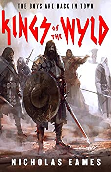 Kings of the Wyld by Nicholas Eames epic fantasy book reviews