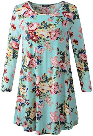 Veranee Womens Sleeve Floral T Shirt product image
