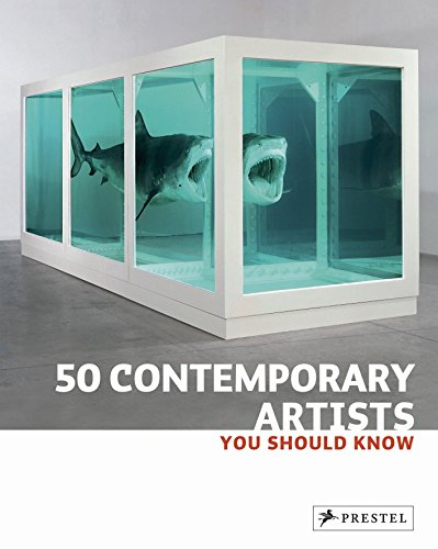 50 Contemporary Artists You Should Know (50...you Should Know)