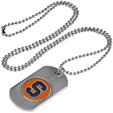 LinksWalker NCAA Syracuse Orange - Dog Tag