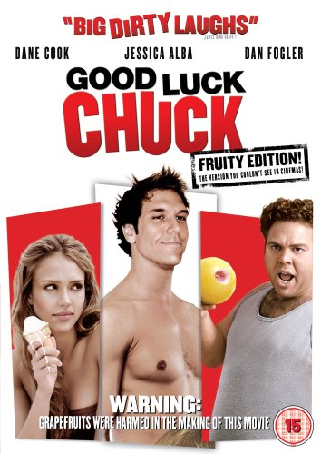 REVIEW: GOOD LUCK CHUCK | kevinfoyle