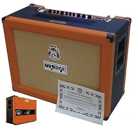 Amplificador combo para guitarra electrica ORANGR ROCKREVERB 50 MKIII LTD2017