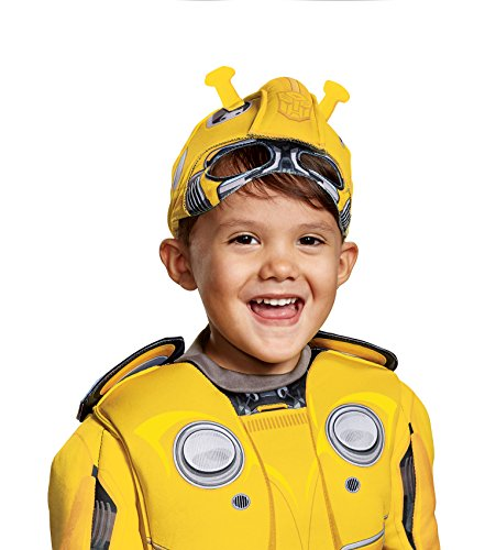 Disguise Bumblebee Toddler Muscle Child Costume, Yellow, Size/(2T) - http://coolthings.us
