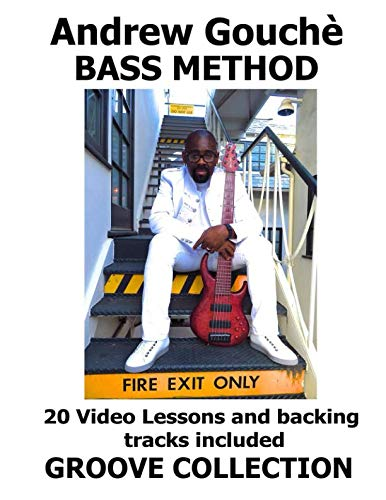 Andrew Gouchè Bass Method: Grooves From The Soul Bass Lessons is a collection of 20 of my best Grooves. 40 VIDEOS AND  backing tracks are included, check description. (Best Bass Tab Site)