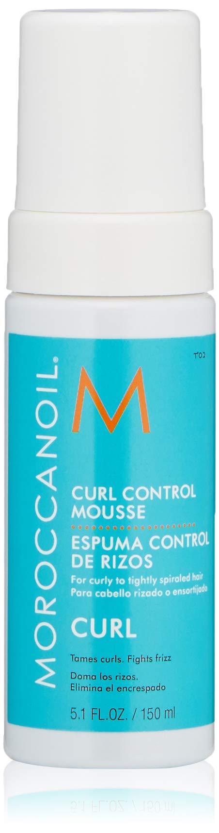 Moroccanoil Curl Control Mousse, 5.1 Fl Oz by MOROCCANOIL