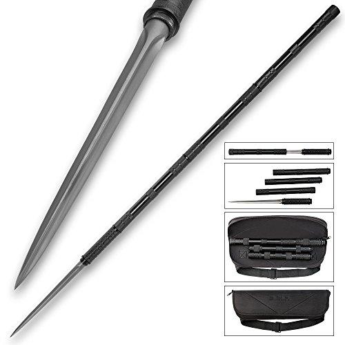 B.M.F. Tri-Edged Heavy Spear (Spear Titanium)