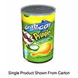 MJK18522 Features: -Features: Resealable Container.-Manufacturer: Procter & Gamble.-Product Name: Pringles Grab and Go Potato Crisps.-Manufacturer Part Number: 18522.-Manufacturer Website Address: www.pg.com.-Packaged Quantity: 12 / Carton.-Weigh...