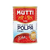 Mutti Finely Chopped Tomatoes 400g - Pack of 6