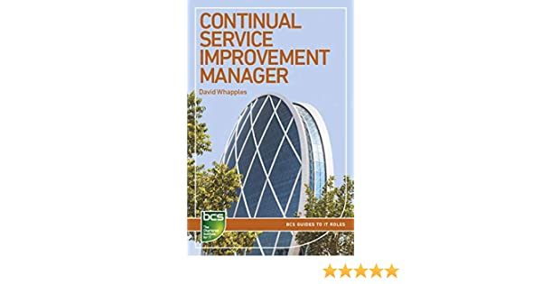 continual service improvement manager careers in it service management david whapples
