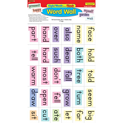 SIGHT WORDS IN A FLASH GR 1-2 WORD
