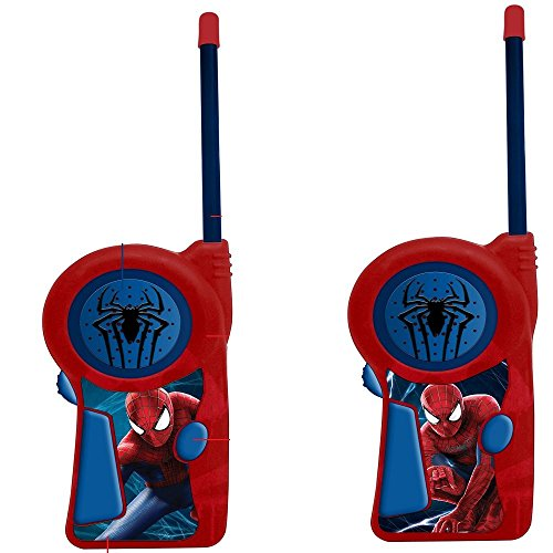 Spiderman 33346 Spiderman Basic Walkie -