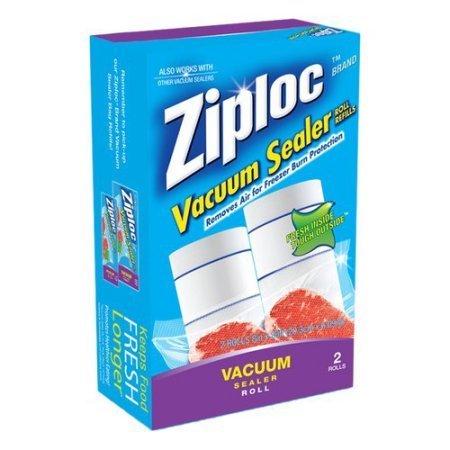 ziploc vacuum sealer rolls - 9
