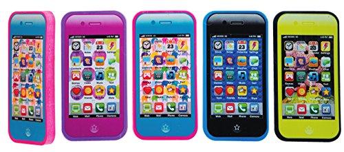 Raymond Geddes Life-Size Smart Phone Erasers, Set of 24 (69787)]()