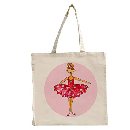 Niña de ballet bolsa de la compra (bolsa, Ballet bolsa ...