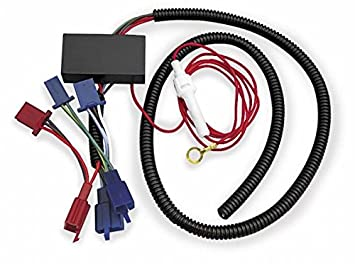 amazon com show chrome isolated trailer wire harness for honda rh amazon com Truck Wiring Harness Engine Wiring Harness
