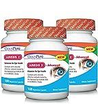 AREDS 2 Formula Eye Supplement, 300 Vegetarian Capsules - Triple Pack