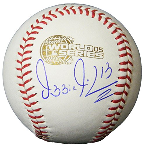 - Ozzie Guillen Signed Rawlings Official 2005 World Series Baseball