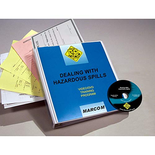 MARCOM Dealing With Hazardous Spills DVD -