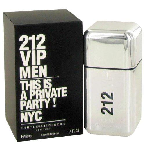 Carðlina Herrerá 212 Vïp Colognë For Men 1.7 oz Eau De Toilette Spray + FREE Shower Gel