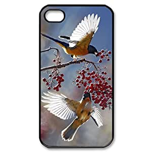 Hummingbird Phone Case For Iphone 4/4s [Pattern-1]