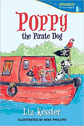Poppy the Pirate Dog (Candlewick Sparks)