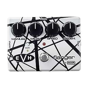 mxr evh117 flanger guitar effects pedal musical instruments. Black Bedroom Furniture Sets. Home Design Ideas