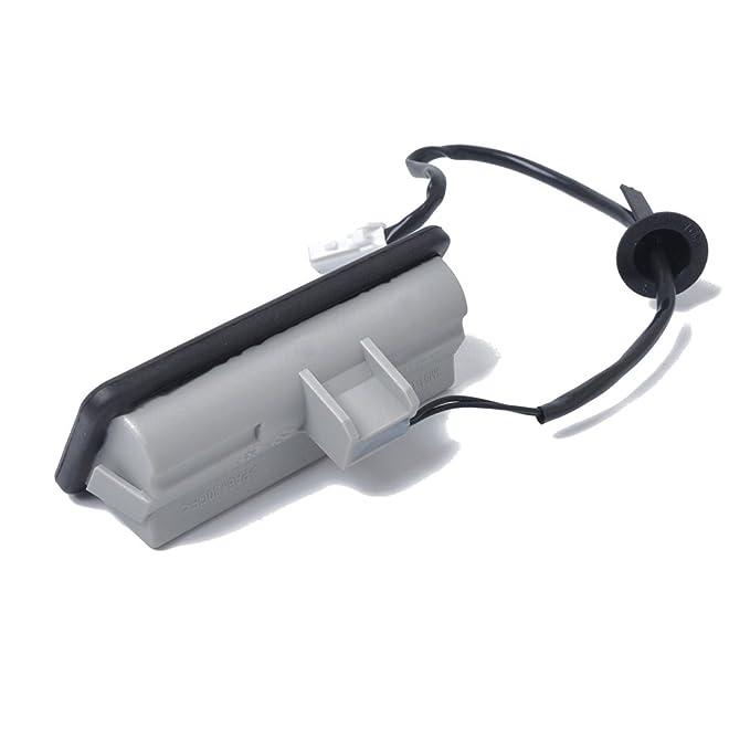Vosarea 3M5119B514-AC 1346324 Clapet Arri/ère de Rechange pour Ford C-Max Focus 12 V 0,1 A Noir