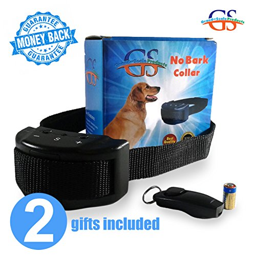 grand-scale-products-anti-bark-collar-7-sensitivity-adjustable-levels-safe-and-effective-for-small-a