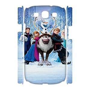 Samsung Galaxy S3 I9300 Phone Case Frozen F5B6942