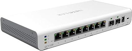 Netgear Gc110 100uks Insight Managed Gigabit Ethernet Computer Zubehör
