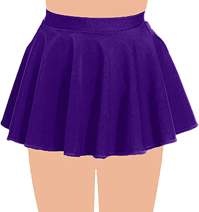 Islander Fashions Girls Circular Dance Skirt Ni�os Ballet Skating ...