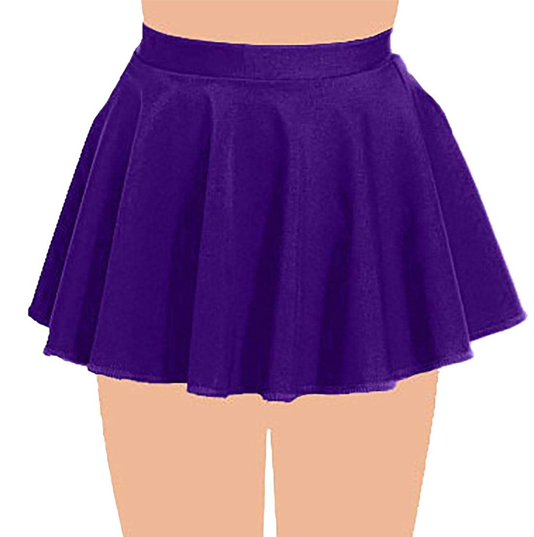 DIGITAL SPOT Kids Ballet Skating Tap Jazz Gymnastics Tutu Skirt Girls Circular Dance Wear Skirt