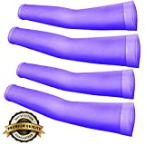 Arm Sleeves Compression - Men, Women & Youth Basketball...