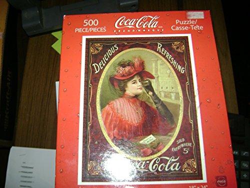 COCA-COLA PUZZLE 500 PIECES (Coca Cola Puzzle 500 Piece)