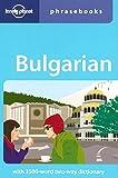 Bulgarian (Lonely Planet Phrasebooks)