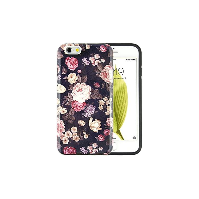 iPhone 6 / 6S Case for Girls, Dimaka Flo