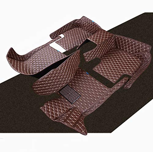 Kanredi Custom Fit All-Weather Full Covered Car Carpet FloorLiner Floor Mats (We Need Your Car Model, Year) (Single Layer, Provide Your Car Info)