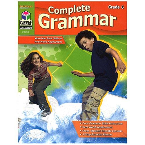 Complete Grammar: Reproducible Grade 6