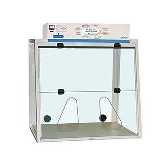 Biolab EVG 800-20(SR) Campana de laboratorio LaboPur 800 con filtro orgánico sin bandeja de retención: Amazon.es: Industria, empresas y ciencia